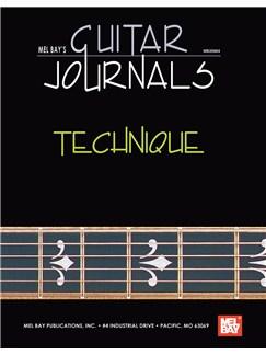Guitar Journals - Technique Books   Guitar