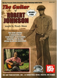 The Guitar of Robert Johnson Books and CDs | Guitar