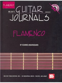 Mel Bay's Guitar Journals - Flamenco Books and DVDs / Videos | Guitar