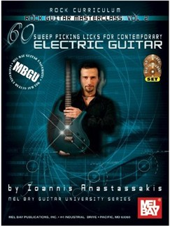MBGU Rock Guitar Masterclass, Vol. 2 Books, CDs and DVDs / Videos | Guitar, Guitar Tab