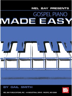 Gospel Piano Made Easy Books | Piano