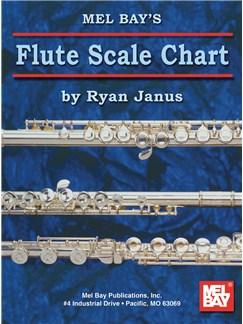 Ryan Janus Flute Scale Chart Flute Books Sheet Music