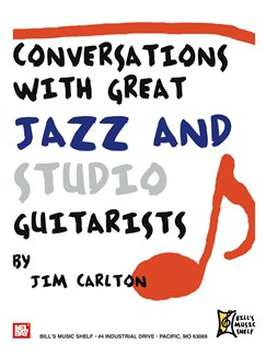 Conversations with Great Jazz and Studio Guitarists Books | Guitar