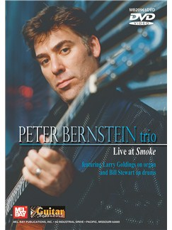 "Peter Bernstein Trio: Live At ""Smoke"" DVDs / Videos 