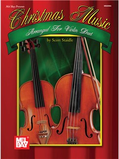 Christmas Music Arranged for Violin Duet Books | Violin