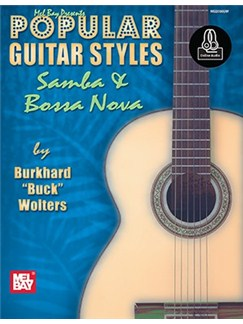 Popular Guitar Styles - Samba & Bossa Nova Books | Guitar