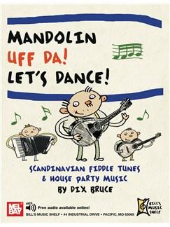 Mandolin Uff Da! Let's Dance Books | Mandolin