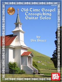 Old Time Gospel Crosspicking Guitar Solos Books and CDs | Guitar, Guitar Tab