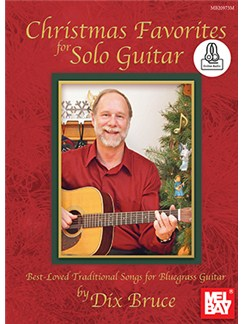 Christmas Favorites For Solo Guitar (Book/Online Audio) Books and Digital Audio | Guitar