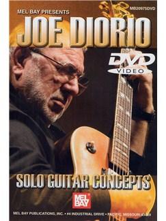 Joe Diorio Solo Guitar Concepts DVDs / Videos | Guitar