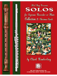 Solos for Soprano Recorder or Flute Books | Recorder