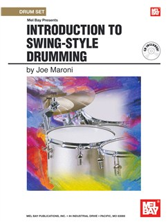 Introduction to Swing-Style Drumming Books and CDs | Drums