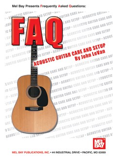 FAQ: Acoustic Guitar Care and Setup Books | Guitar