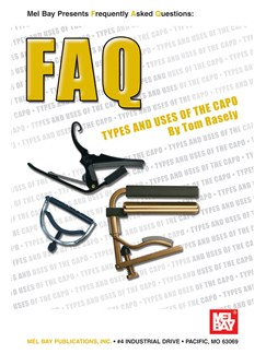 FAQ: Types and Uses of the Capo Books | Guitar