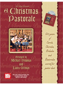 A Christmas Pastorale Books and CDs | Guitar