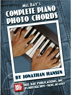 Complete Piano Photo Chords Books | Piano