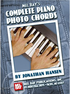 Complete Piano Photo Chords Books | Piano