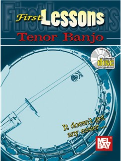 Joe Carr: First Lessons - Tenor Banjo Books and CDs | Banjo Tab