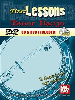 Joe Carr: First Lessons Tenor Banjo Books, CDs and DVDs / Videos | Banjo