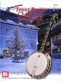 Tenor Banjo Christmas Songbook Books | Banjo, Banjo Tab