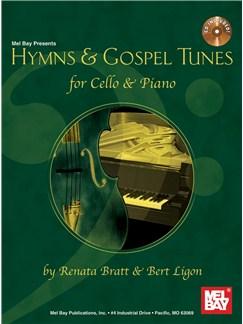 Hymns & Gospel Tunes for Cello & Piano Books and CDs | Cello