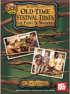 Old-Time Festival Tunes for Fiddle and Mandolin Books and CDs | Violin