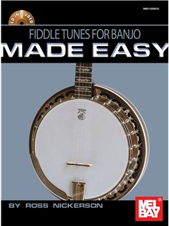 Fiddle Tunes for Banjo Made Easy Books and CDs | Banjo