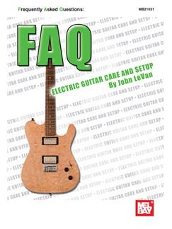 FAQ: Electric Guitar Care and Setup Books | Guitar
