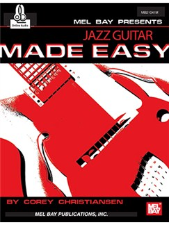Jazz Guitar Made Easy Books | Guitar