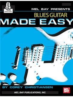 Blues Guitar Made Easy Books | Guitar