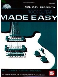Rock Guitar Made Easy Books and CDs | Guitar
