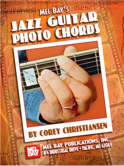 Jazz Guitar Photo Chords Books | Guitar