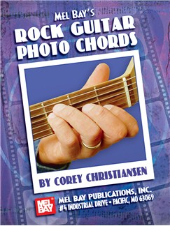 Rock Guitar Photo Chords Books | Guitar