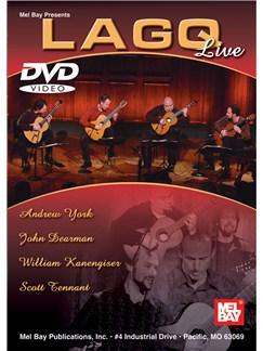 Lagq Live! DVDs / Videos | Guitar