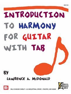 Introduction to Harmony for Guitar With Tab Books | Guitar