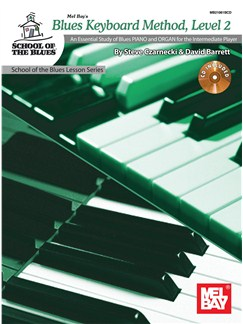 Blues Keyboard Method, Level 2 Books and CDs | Piano