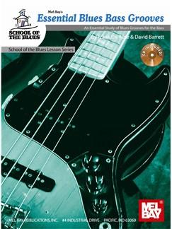 Essential Blues Bass Grooves Books and CDs | Bass Guitar, Bass Guitar Tab