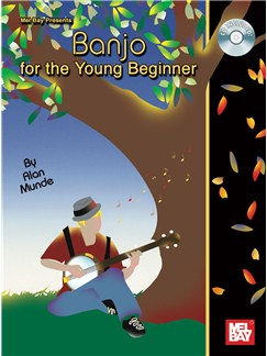 Banjo for the Young Beginner Books and CDs | Banjo
