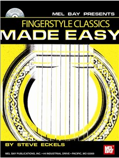 Fingerstyle Classics Made Easy Books and CDs | Guitar