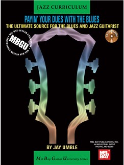 MBGU Jazz Curriculum: Payin' Your Dues with the Blues Books and CDs | Guitar
