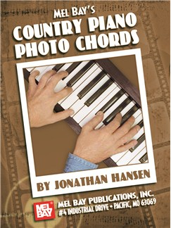 Country Piano Photo Chords Books | Piano