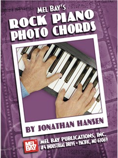 Rock Piano Photo Chords Books | Piano