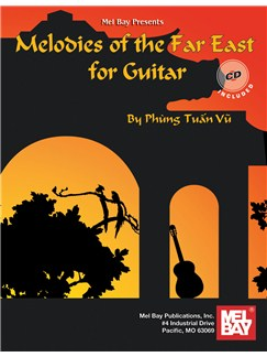 Melodies of the Far East for Guitar Books and CDs | Guitar