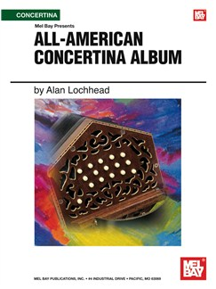 All-American Concertina Album Books | Concertina