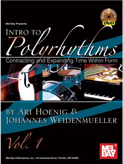 Ari Hoenig: Intro To Polyrhythm Books and DVDs / Videos | All Instruments
