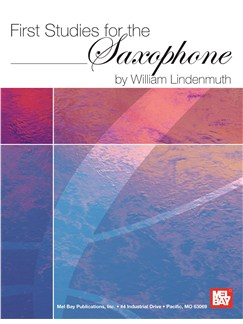 First Studies For The Saxophone Books | Saxophone