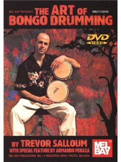 The Art of Bongo Drumming DVDs / Videos | Percussion