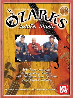 Ozarks Fiddle Music Books and CDs | Violin