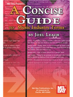 A Concise Guide To Music Industry Terms Books | All Instruments