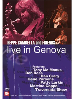 Beppe Gambetta And Friends: Live In Genova DVDs / Videos | Guitar